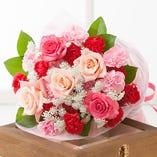 大事なお祝いシーンに◎ 気持ちを形にする花束のご用意をお手伝いいたします