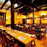 築240年以上の酒蔵を改装したビアレストラン