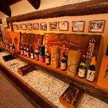 白雪を始めとした、小西酒造が造る日本酒