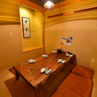 個室・九州の旨かもん くすお 柏店 店内の画像
