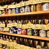 【本格焼酎】 焼酎利き酒師が厳選した100種以上の焼酎