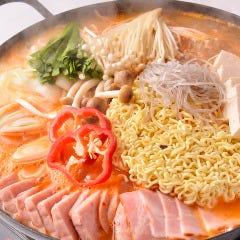 【韓国料理】ブデチゲ