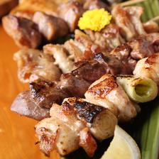 串5本盛り(塩/タレ)