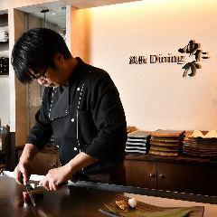 ステーキ 鉄板Dining ゆたか 西条店