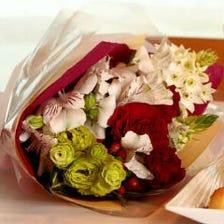 歓送迎会の主役の方に! 花束の購入を代行します! ご予算を教えて下さい!