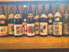 日本酒も増えまし