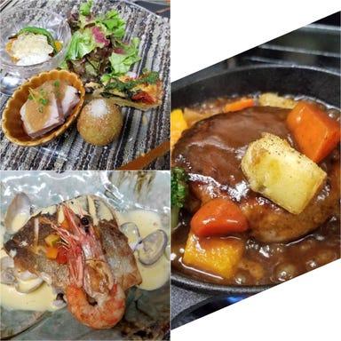 洋食レストラン&ケーキ Petit Bois  コースの画像