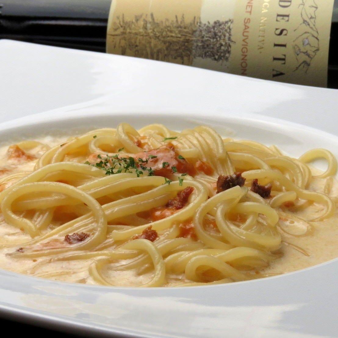 ■明石産の鮮魚で仕上げるイタリアン