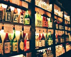 日本酒が自慢!