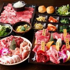 A5山形牛焼肉&食べ放題 くろべこ 武蔵小杉