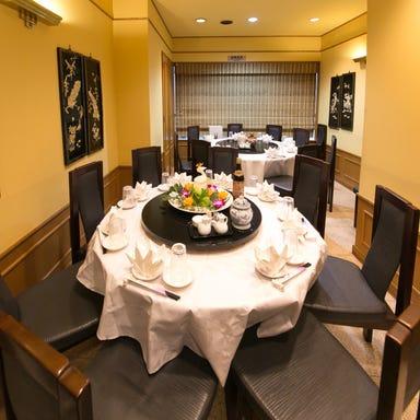 横浜中華街 四川麻婆 本格四川料理  店内の画像