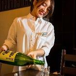 日本酒をとくとご堪能ください