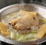 岩手県産の菜彩鶏を使用した自慢の鍋料理はどれも絶品【岩手県】