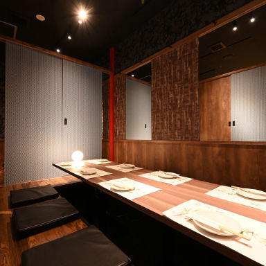 個室居酒屋×海鮮炉端焼き 喰海(くうかい) 金山店 店内の画像