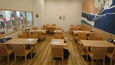 海鮮れすとらん勘八屋 キーノ和歌山店  店内の画像