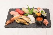 新鮮な食材を用いた絶品寿司