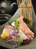 【産地直送】 瀬戸内の鮮魚も楽しめます