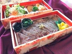【テイクアウト】サーロインステーキ弁当
