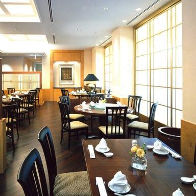 中国料理 桃煌  店内の画像