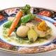 東京諸島鮮魚を使った料理