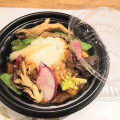 黒毛和牛と東京野菜のハヤシライス