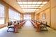2階和座敷はテーブル席対応最大60名様でございます。