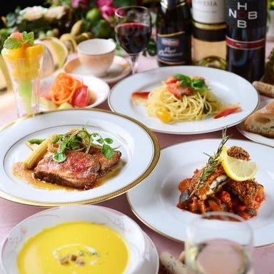一軒家レストラン Lupinus‐ルピナス‐ 名古屋駅店 コースの画像