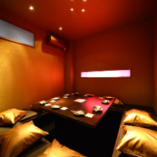 【VIPルーム】全面金色に輝く特別個室!