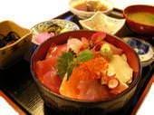 大人気 海鮮丼