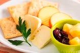 チーズ3種盛合せ