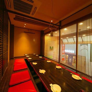 大和野菜と串焼き やまと 近鉄奈良店  店内の画像