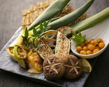 大和野菜と串焼き やまと 近鉄奈良店  コースの画像