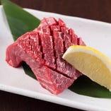 ■厚切りロースステーキ