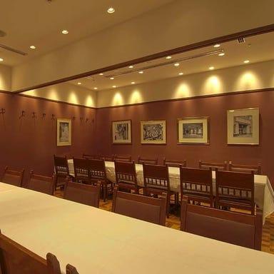 銀座ライオン 恵比寿ガーデンプレイス グラススクエア店 店内の画像