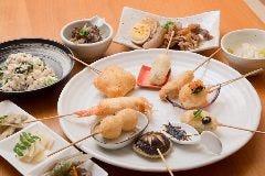 京のお食事処 おばんざいと串揚げ まい喜