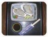 水山牡蠣(季節によりお出しできない場合がございます)