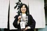 日本初!女性南部杜氏の「特別本醸造 こまつオリジナル」
