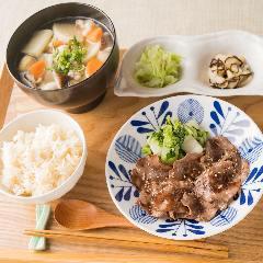 こめらく 日本のお出汁とお茶漬けと。 アトレ恵比寿店