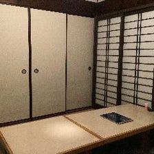 完全個室完備!大小個室あり
