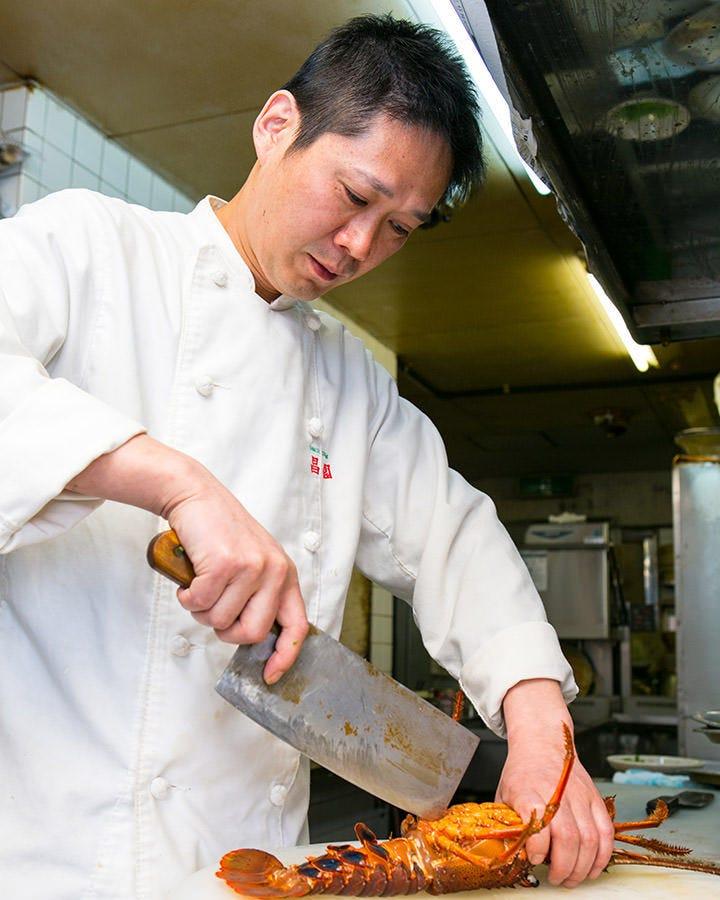 日本の方の好みに合う広東料理