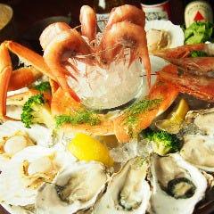 Oyster&Steak DINER es 札幌駅店