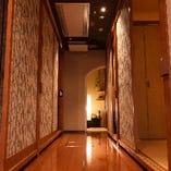 【全席個室】少人数から大人数迄個室完備!プライベート空間♪