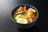 赤から冷麺