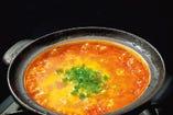 鍋〆 雑炊