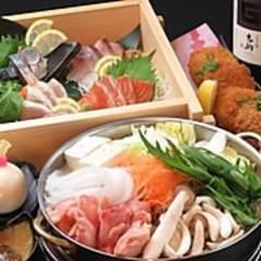 コース料理3000円~ご準備しております!