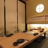 全席掘りごたつの完全個室!貸切最大200名様まで対応可能◎