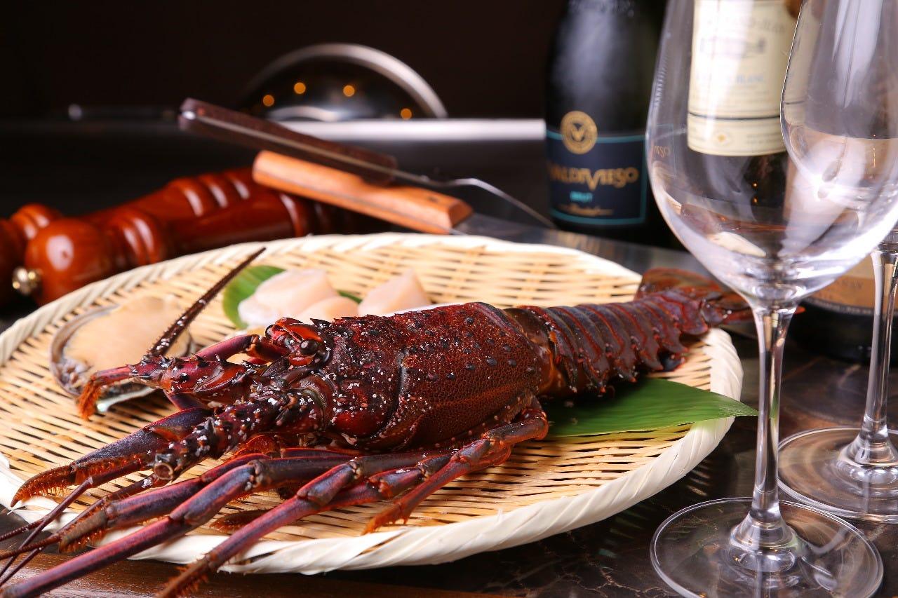 お肉だけでなく海鮮を楽しみたい方に。