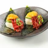 うに桜寿司