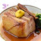 周南 鹿野高原豚の角煮