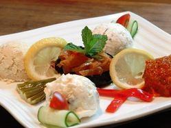 ☆前菜盛合せ.色々な前菜を一皿で楽しめますおすすめの一品です